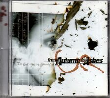 FROM AUTUMN TO ASHES - TOO BAD YOU'RE BEAUTIFUL - CD ALBUM