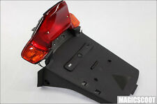 YAMAHA BWS ZUMA YW50/100 - Genuine Rear Mud Guard/Tail Light/Winkers 4VP-H4700