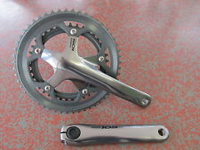 Shimano 105 FC-5600 Crankset 6 13/16in 52-39 new silver incl. BSA Bottom bracket