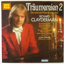 """12"""" LP - Richard Clayderman - Träumereien 2  - B2042 - washed & cleaned"""