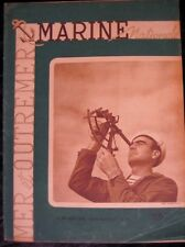 MARINE Nationale mer et outremer # 49  1948 Militaria Histoire guerre