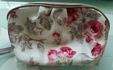 Laura ashley roses small cosmetic bag gift ideas