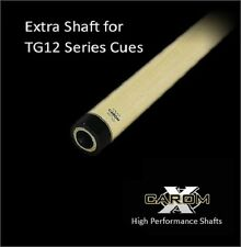 Tiger TG12-X Carom-X Radial Pool Cue Shaft w /FREE Shipping