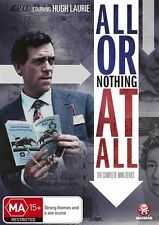 All Or Nothing At All - The Complete Mini-Series (DVD 2012) Brand New Sealed D25