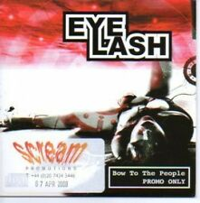 (841H) Eye Lash, Bow to the People - DJ CD