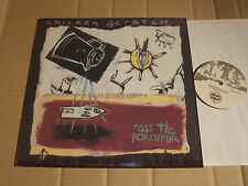CHICKEN SCRATCH - PASS THE PORCUPINE - LP - COMMUNITY 3 C3-0588 - USA 1988
