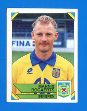 FOOTBALL 95 BELGIO Panini - Figurina-Sticker n. 76 - M. BOGAERTS - BEVEREN -New