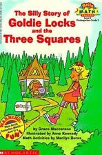 The Silly Story of Goldie Locks and the Three Squares (Hello Reader! Math Level