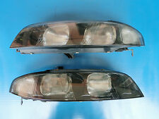 JDM Nissan Skyline R33 GTT GTST BLACK Headlights Headlamps Head Light Lamp OEM