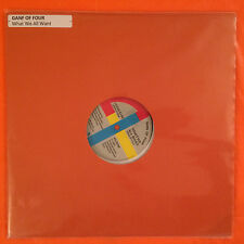 """GANG OF FOUR - What We All Want - 12"""" Single (Vinyl LP)"""
