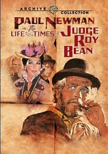 THE LIFE & TIMES OF JUDGE ROY BEAN (1972 Paul Newman) Region Free DVD - Sealed
