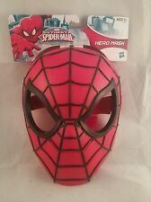 Marvel Spider-Man Super Hero Face Mask Play Toy Halloween Costume New