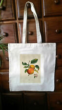 Victorian Repro cotton Shopping shoulder tote Shopper bags Botanical Print No.1