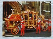 Goodprice POSTCARD - THE LORD MAYOR OF LONDON'S STATE COACH, Photo by W.Roberts