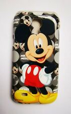 Mickey Mouse Laugh Hard Shell Back Case Cover For Samsung Galaxy S4 mini i9190