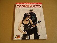 3-DISC DVD BOX / TERMINATOR - THE SARAH CONNOR CHRONICLES  - SEIZOEN 1