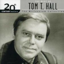 Hall,Tom T. - Millennium Collection-20th Century Masters (CD NEUF)