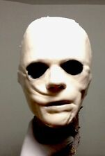 Twisted Skin Face mask Clown Prop Replica Halloween jason freddy Creepy
