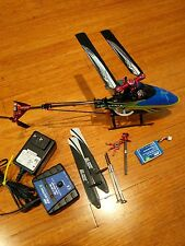 Blade 130 X, AS3X. Helicopter, Horizon Hobby fully upgraded