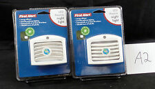 FIRST ALERT LED THEATER STYLE NIGHT LIGHT LOUVERED TLNL11 PACK OF 2
