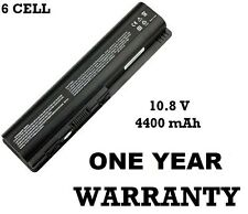 6 Cell Laptop Battery for HP Pavilion dv4, dv4-1000, dv4-1100, dv4-1200 Series