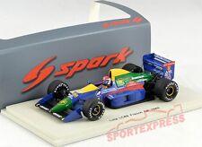 NEW 1/43 Spark S2976 Lola LC89, Francia GP 1989 Eric Bernard #29