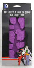 DC Comics Harley Quinn and The Joker Ice Cube Tray