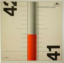 "12"" LP - Georg Danzer & Band - Jetzt Oder Nie - B1203 - washed & cleaned"