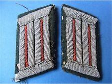 Kragenspiegel für Uniform Offizier Artillerie Wehrmacht