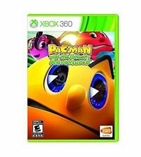 Pac-Man and the Ghostly Adventures (Microsoft Xbox 360, 2013) BRAND NEW SEALED