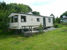 Caravan for rent / hire Anglesey North Wales