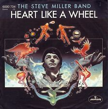 "7"" Steve Miller Band – EP: Heart Like A Wheel / Treshold / Jet Airliner /Germany"