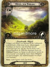 Lord of the Rings LCG  - 1x Hügel von Dunland  #020 - Die Dunland-Falle
