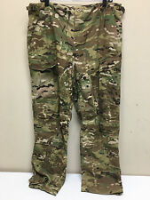 ARMY ISSUED AIRCREW COMBAT UNIFORM A2CU MULTICAM OCP PANTS LARGE SHORT USED