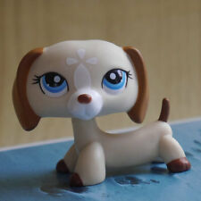 LPS COLLECTION LITTLEST PET SHOP cream white CAT KITTY RARE TOY 3""