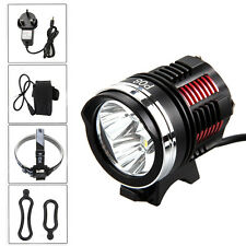 10000Lumen 3x CREE XM-L2 LED Cycling Front Bicycle Bike light Headlight Headlamp