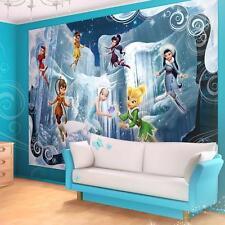 Kinder Fototapete Fototapeten Tapete Bild DISNEY FAIRYTALES TINKERBELL 3FX200P8
