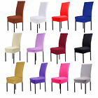 Stretch Elastic Dining Room Wedding Banquet Chair Cover Slipcover Decor Washable