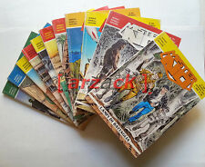 Lotto MISTER NO 282/308 BONELLI 1998 [11 fumetti]