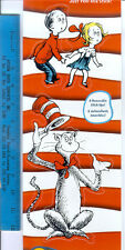 DR SEUSS CAT IN THE HAT MOVIE wall stickers 6 decals kids Thing 1 & 2 nursery