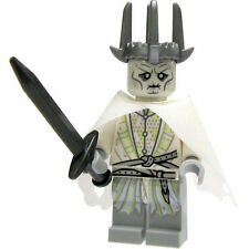 Witch King Lord of the Rings Minifigure figure wth Lego sticker LOTR Hobbit