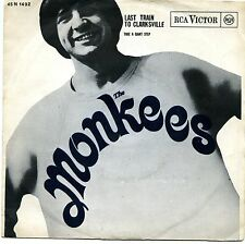 THE MONKEES LAST TRAIN TO CLARKSVILLE TAKE A GIANT STEP EX