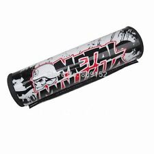 Metal Mulisha Round Handlebars Cross Bar Pad DIRT BIKE PIT BIKE MOTOCROSS MOTO