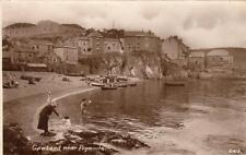 Cawsand Nr Plynouth unused RP old pc Battershill's