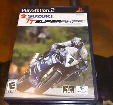 Suzuki TT Superbikes: Real Road Racing  (Sony PlayStation 2, 2005)