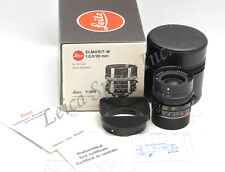 *For Collector* Leica Elmarit-M 1:2.8/28mm 28/2.8 Boxed