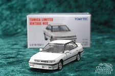 [TOMICA LIMITED VINTAGE NEO LV-N132a 1/64] SUBARU LEGACY GT (White)