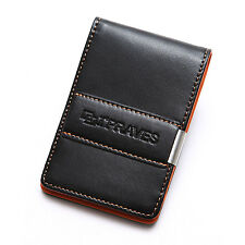I'PRAVES Money Clip Front Pocket Wallet Credit Card Holders Orange(prav-502)