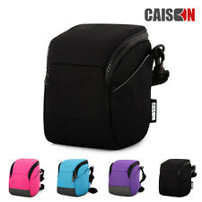Digital Bridge Camera Case Shoulder Bag For SONY Cyber-Shot DSC-HX400 DSC-H300