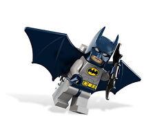 LEGO BATMAN Minifigure w/ Jetpack Wings Authentic DC Super Heroes NEW 6858